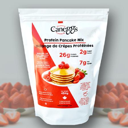 Canadian Protein Pancake Mix
