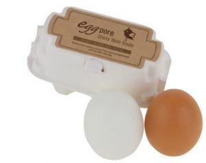 Egg Pore Shiny Skin Soap